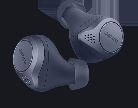 Jabra Elite Active 75t headphones with digital assistants